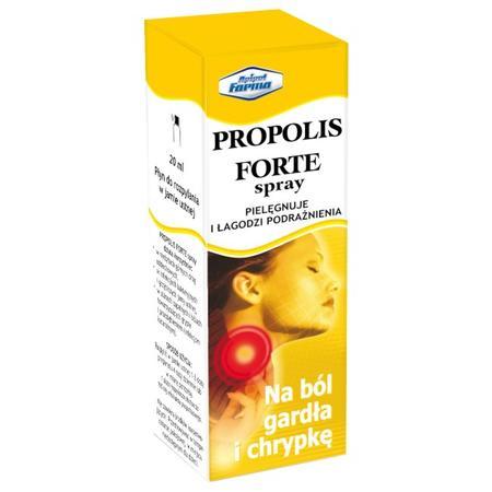 Propolis Forte Spray marki Apipol Farma - zdjęcie nr 1 - Bangla