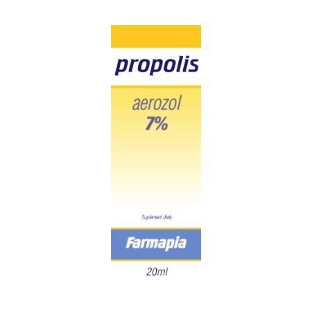 Propolis Aerozol 7% marki Farmapia - zdjęcie nr 1 - Bangla