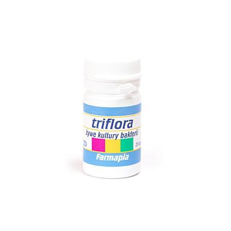 TRIFLORA, żywe kultury bakterii marki Farmapia - zdjęcie nr 1 - Bangla