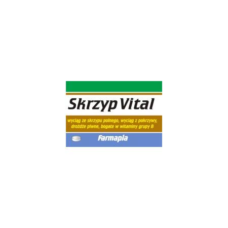 Skrzyp Vital marki Farmapia - zdjęcie nr 1 - Bangla