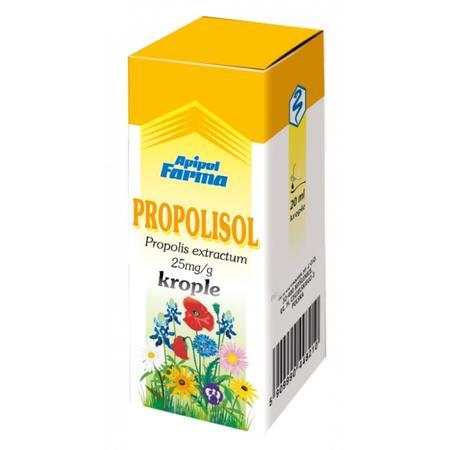 Propolisol, krople marki Apipol Farma - zdjęcie nr 1 - Bangla