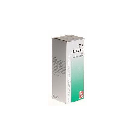 R8 Jutussin, syrop przeciwkaszlowy marki Dr. Reckeweg - zdjęcie nr 1 - Bangla