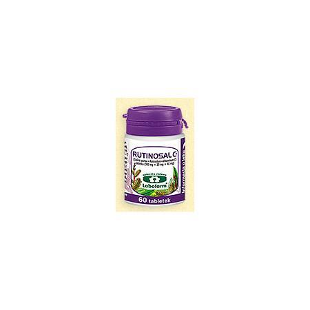Rutinosal C, tabletki marki Labofarm - zdjęcie nr 1 - Bangla
