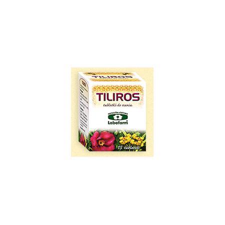 Tiliros, tabletki marki Labofarm - zdjęcie nr 1 - Bangla