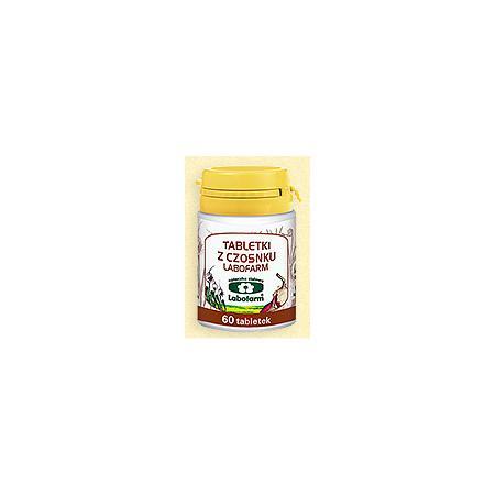 Tabletki z czosnku marki Labofarm - zdjęcie nr 1 - Bangla