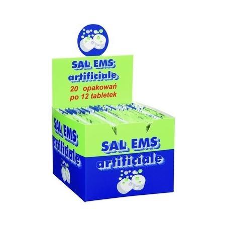 Sal Ems artificiale, tabletki musujące marki Galenus Farm - zdjęcie nr 1 - Bangla