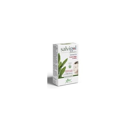 Salvigol Pediatric BIO, tabletki do ssania marki Aboca - zdjęcie nr 1 - Bangla