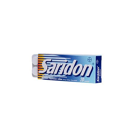 Saridon, tabletki marki Bayer - zdjęcie nr 1 - Bangla