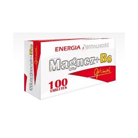 Energia i Witalność, Magnez + B6 marki Polfarmex - zdjęcie nr 1 - Bangla
