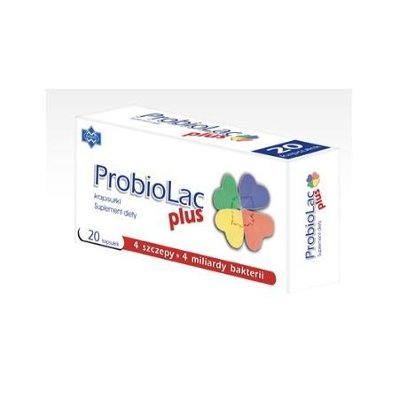 ProbioLac Plus, kapsułki marki Polfarmex - zdjęcie nr 1 - Bangla