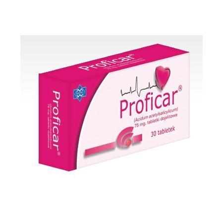 Proficar, tabletki marki Polfarmex - zdjęcie nr 1 - Bangla