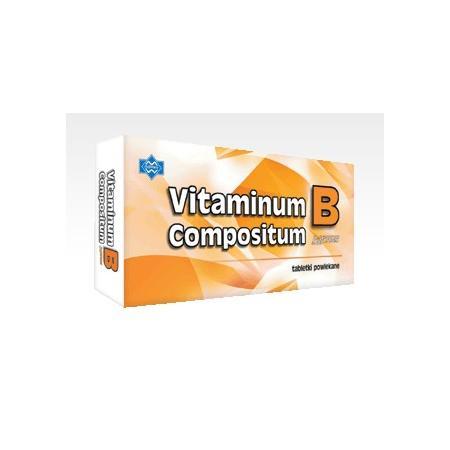 Vitaminum B Compositum marki Polfarmex - zdjęcie nr 1 - Bangla