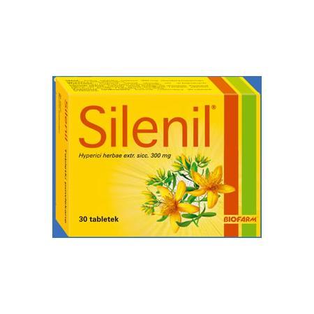 Silenil, tabletki marki Biofarm - zdjęcie nr 1 - Bangla