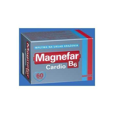 Magnefar B6 cardio marki Biofarm - zdjęcie nr 1 - Bangla