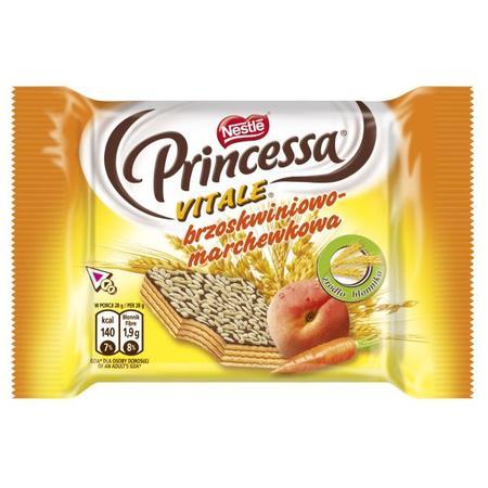 Princessa Vitale czekoladowa brzoskwiniowo-marchewkowa marki Kaszki Nestlé - zdjęcie nr 1 - Bangla