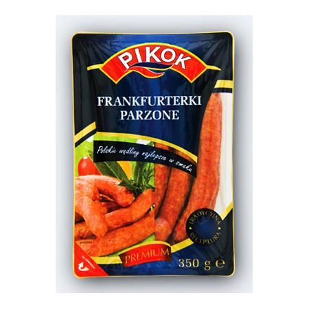 Pikok Premium Frankfurterki parzone marki Lidl - zdjęcie nr 1 - Bangla