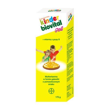 Kinder Biovital Gel marki Bayer - zdjęcie nr 1 - Bangla