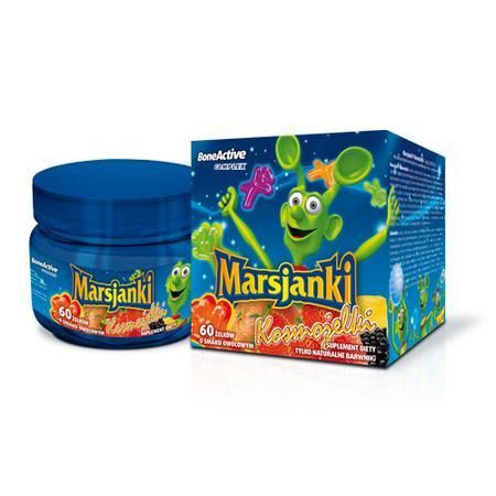 Marsjanki Kosmożelki marki Walmark - zdjęcie nr 1 - Bangla