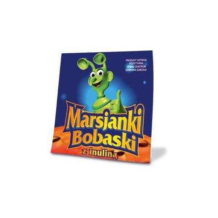 Marsjanki Bobaski z Inuliną - saszetki witaminowe marki Walmark - zdjęcie nr 1 - Bangla