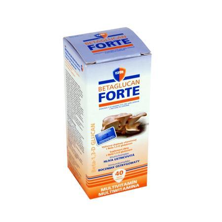 Betaglucan Forte Multiwitamina marki Virde - zdjęcie nr 1 - Bangla