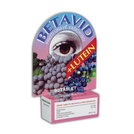 Betavid + Lutein, tabletki marki Virde - zdjęcie nr 1 - Bangla