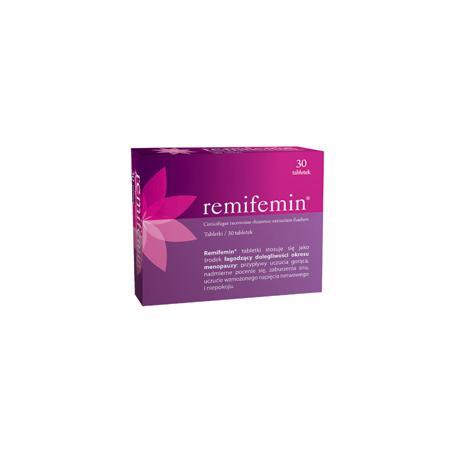 Remifemin, tabletki lub krople marki Axellus - zdjęcie nr 1 - Bangla