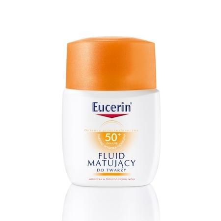 Fluid matujący do twarzy, SPF 30, SPF 50+ marki Eucerin - zdjęcie nr 1 - Bangla