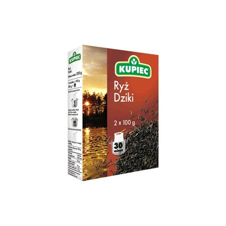 Dziki ryż marki Kupiec - zdjęcie nr 1 - Bangla