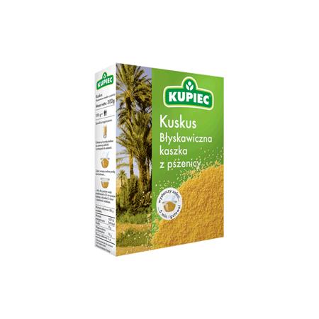 Kuskus. Błyskawiczna kaszka z pszenicy marki Kupiec - zdjęcie nr 1 - Bangla