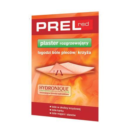 Prel Red, plaster hydrożelowy marki Genexo - zdjęcie nr 1 - Bangla