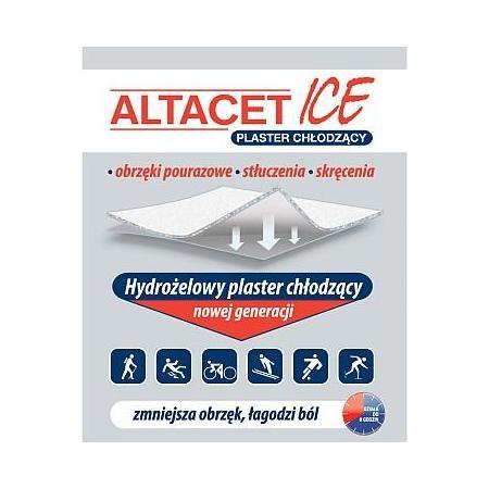 Altacet Ice, plaster chłodzący marki Lek - zdjęcie nr 1 - Bangla