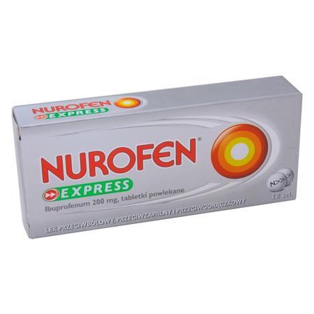 Nurofen Express marki Boots Healthcare - zdjęcie nr 1 - Bangla