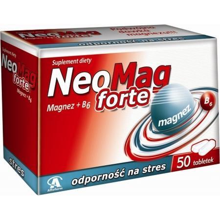 NeoMag Forte, tabletki marki Aflofarm - zdjęcie nr 1 - Bangla