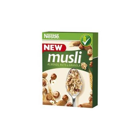 Musli, Almonds, Nuts & Granola marki Kaszki Nestlé - zdjęcie nr 1 - Bangla