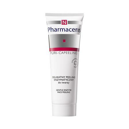 Pharmaceris N, PURI-CAPEELING Delikatny Peeling Enzymatyczny do twarzy marki Pharmaceris - zdjęcie nr 1 - Bangla
