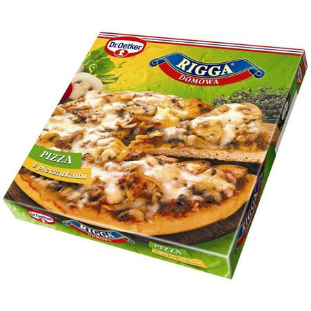 Pizza Rigga, różne smaki marki Dr Oetker - zdjęcie nr 1 - Bangla