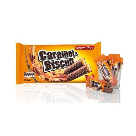 Mister Choc, Caramel Biscuit marki Lidl - zdjęcie nr 1 - Bangla
