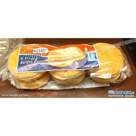 McEnnedy, 6 Seeded Burger Buns, bułki do hamburgerów marki Lidl - zdjęcie nr 1 - Bangla