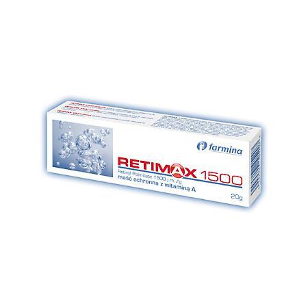 Retimax 1500, maść ochronna z witaminą A marki Farmina - zdjęcie nr 1 - Bangla