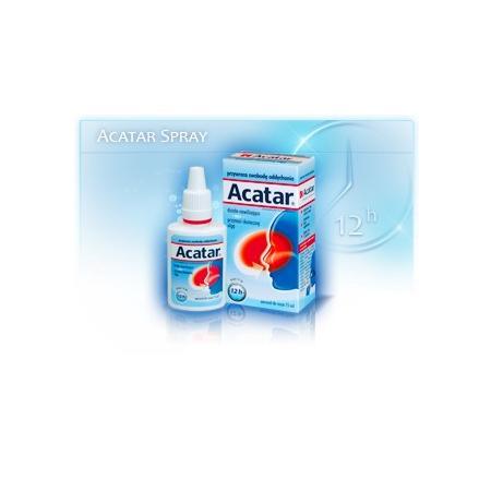 Acatar Aerozol marki USP Zdrowie - zdjęcie nr 1 - Bangla