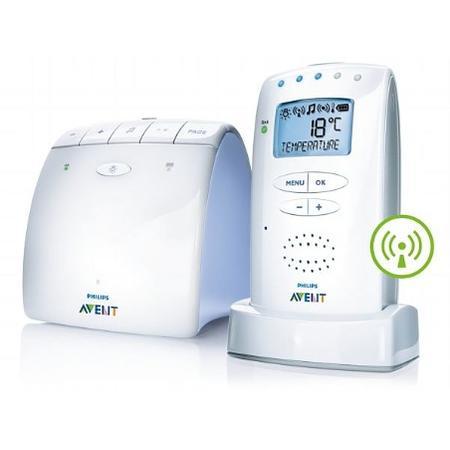 Elektroniczna niania DECT SCD525 marki Avent - zdjęcie nr 1 - Bangla