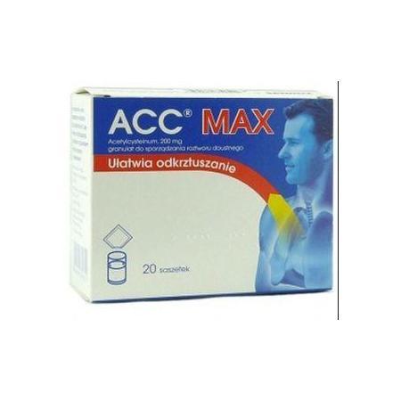 ACC Max / Hot Max, granulat lub tabletki do rozpuszczania marki Sandoz - zdjęcie nr 1 - Bangla