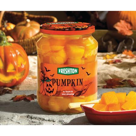 Freshton, Pumpkin, dynia w kawałkach marki Lidl - zdjęcie nr 1 - Bangla
