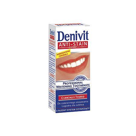 Denivit Anti Stain, Profesjonalna Pasta wybielająca marki Denivit - zdjęcie nr 1 - Bangla