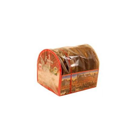 Favorina, Runde Braune Lebkuchen mit Schokolade marki Lidl - zdjęcie nr 1 - Bangla