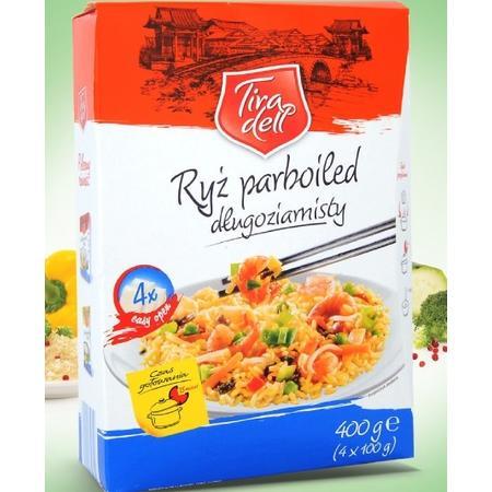 Tiradell, Rice Parboiled, ryż w torebkach marki Lidl - zdjęcie nr 1 - Bangla