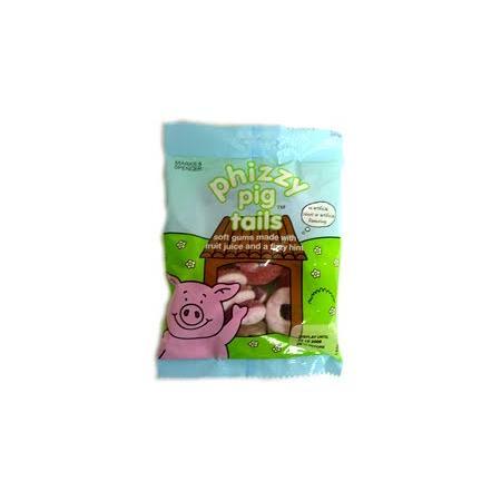 Phizzy PigTails, żelki świńskie ogonki marki Marks & Spencer - zdjęcie nr 1 - Bangla