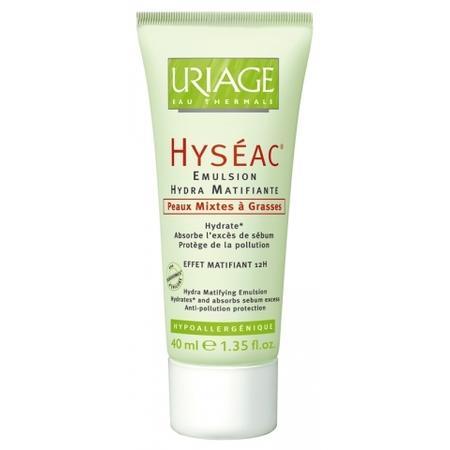 Hyseac, Emulsion Hydra matifiante, Emulsja matująca marki Uriage - zdjęcie nr 1 - Bangla
