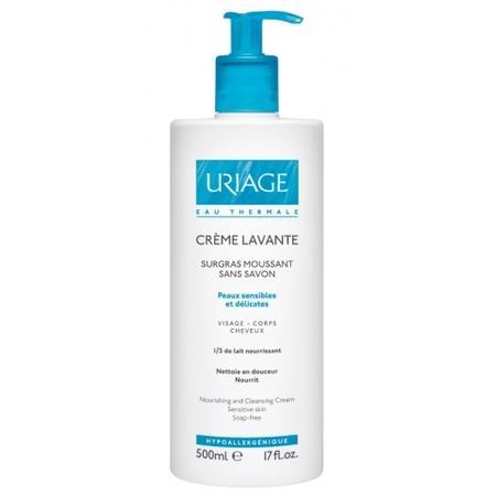 Creme Lavante, Krem do mycia twarzy i ciała marki Uriage - zdjęcie nr 1 - Bangla