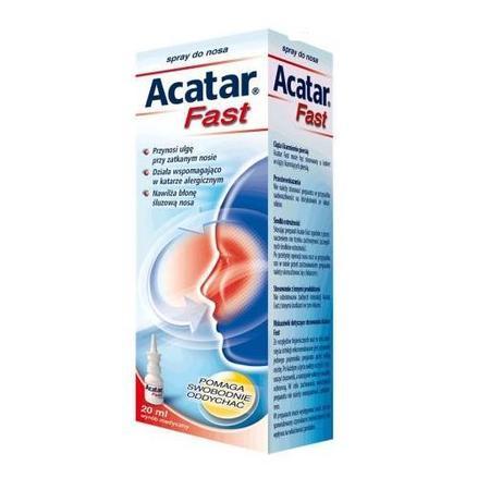 Acatar Fast, spray marki USP Zdrowie - zdjęcie nr 1 - Bangla